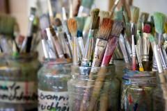 Kunst in der Toulouse-Lautrec-Schule